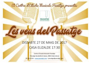 Cartell Cantants 2017 A3